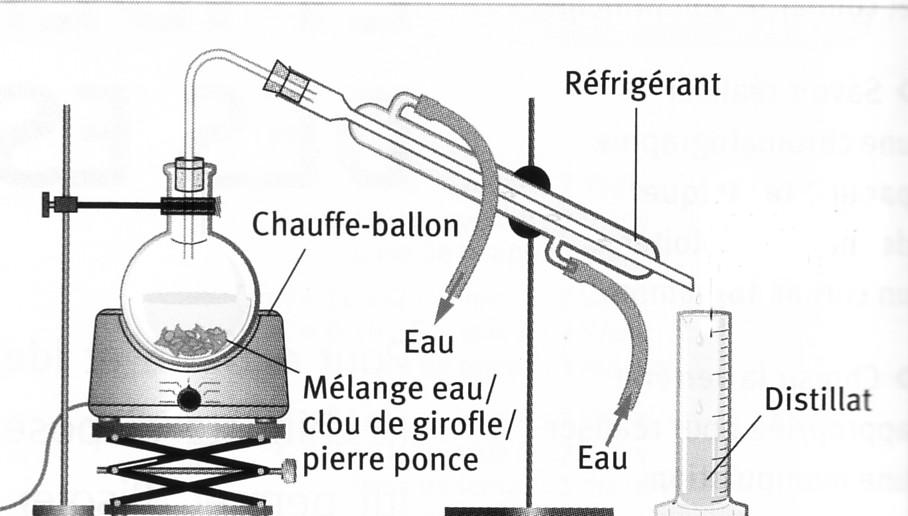 extraction liquide liquide cours